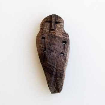 Baltic Sea Oak Amulet