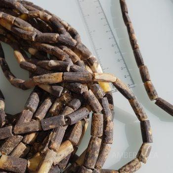 Baltic amber men's necklace wholesale