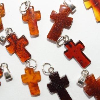 Various crosses of Baltic amber wholesale